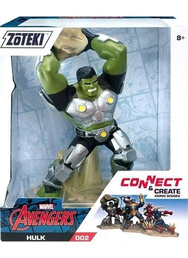 Hasbro Zoteki Avengers Tekli Figür Hulk Renkli